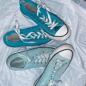 Shoes - 2 pairs of converse!